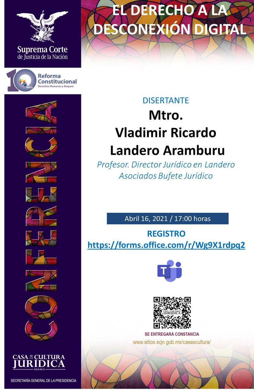 """""""El Derecho a la Desconexión Digital"""""""